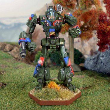 Battlemaster BLR-4S