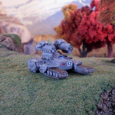 Carnivore Assault Tank