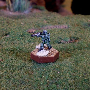 Jump Support Infantry Corporate