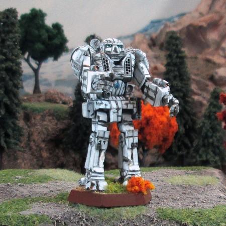 Atlas 3rd Sculpt AS7-D