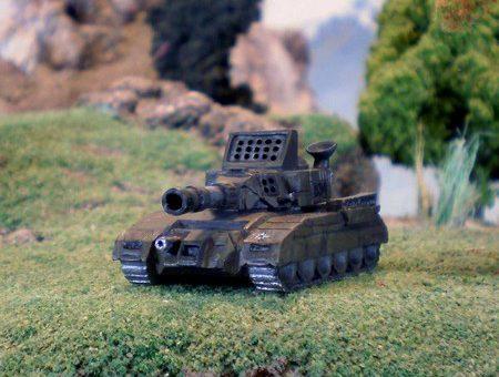 Merkava Mk VIII Heavy Tank