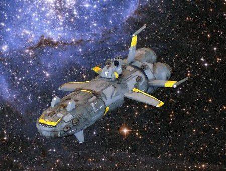 Monsoon Battleship Star League