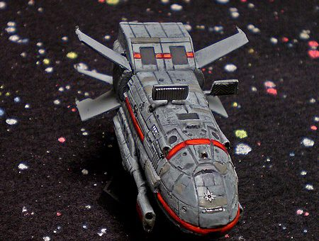 Farragut Battleship Star League