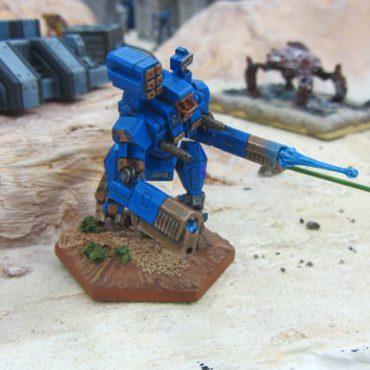 "Warhammer ""Lich"" WHD-10CT"