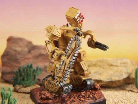 MiningMech RCL-4