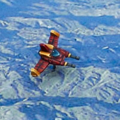Sparrowhawk (Microfighter)