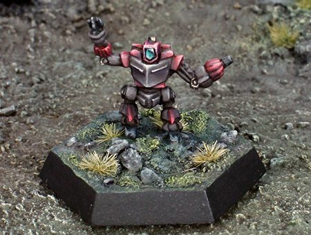 Infiltrator Mk. I Battle Armor