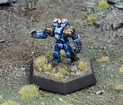 Rogue Bear Heavy Armor