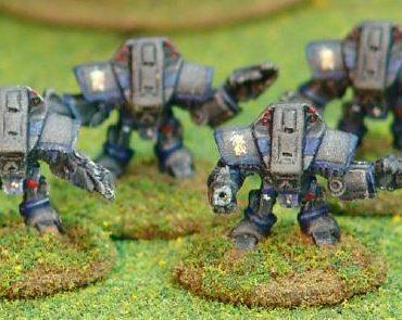Kanazuchi Battle Armor
