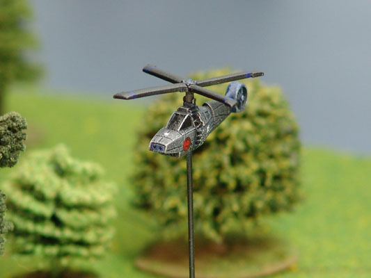 Cavalry Attack Helicopter