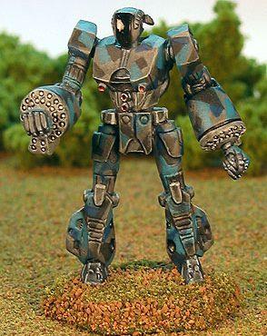 Crusader CDR-5K