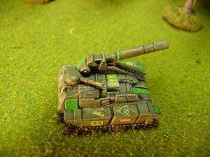 Marksman Self Propelled Artillery