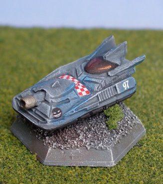 Saladin Hover Tank