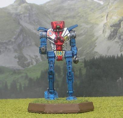 Wolfhound - WLF-1