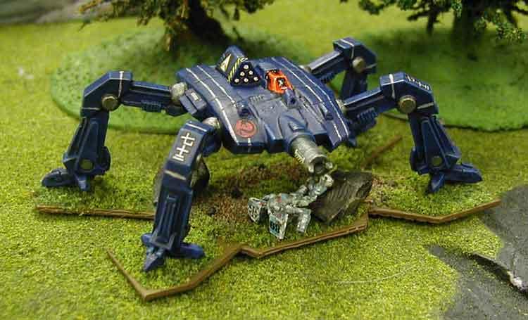 Scorpion SCP-12S