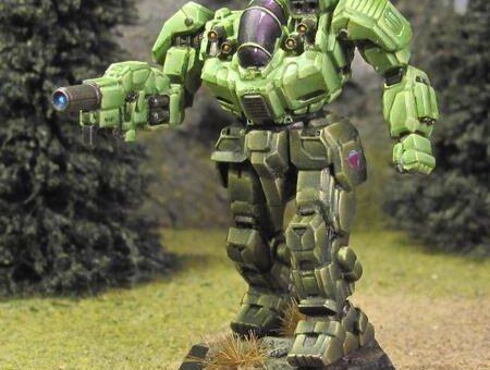 Battlemaster BLR-1G