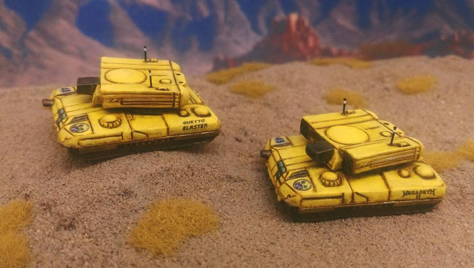 Bulldog Medium Tank