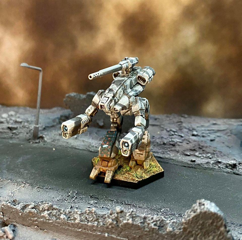 Marauder MAD-3R