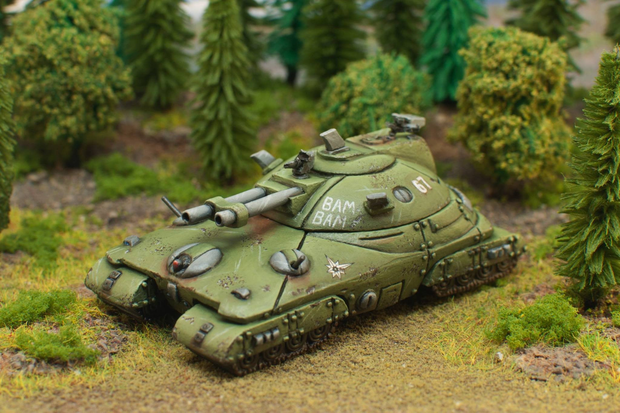 Demolisher Heavy Tank