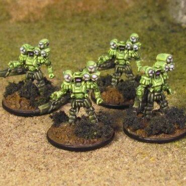 Phalanx Battle Armor