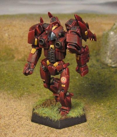 Phoenix Hawk IIC 7
