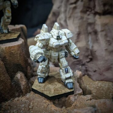 Crusader CRD-3R