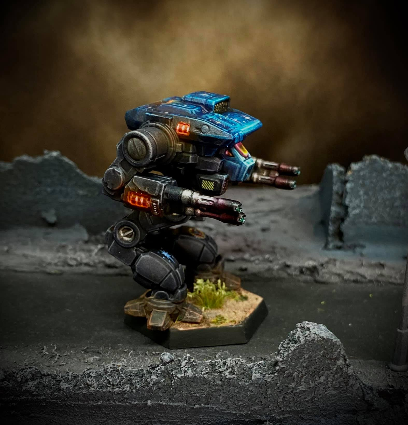 Warhawk Prime