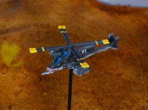 Balac Strike VTOL