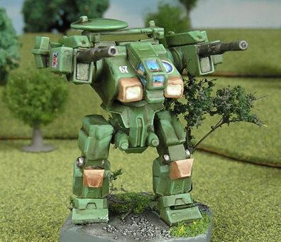 Rifleman RFL-1N