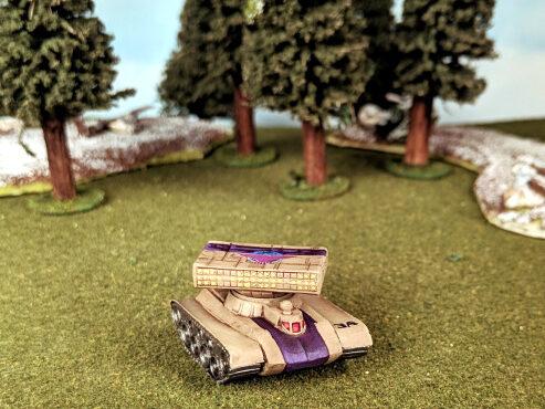 Heavy LRM Carrier