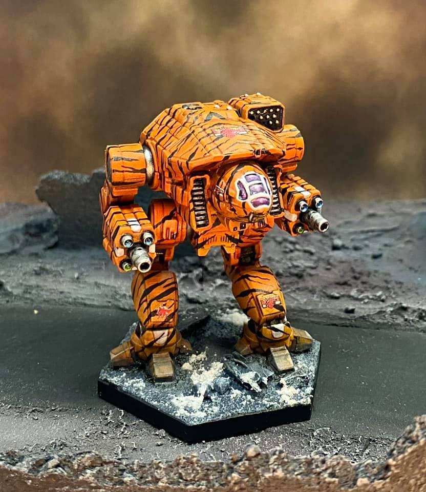Dire Wolf Prime