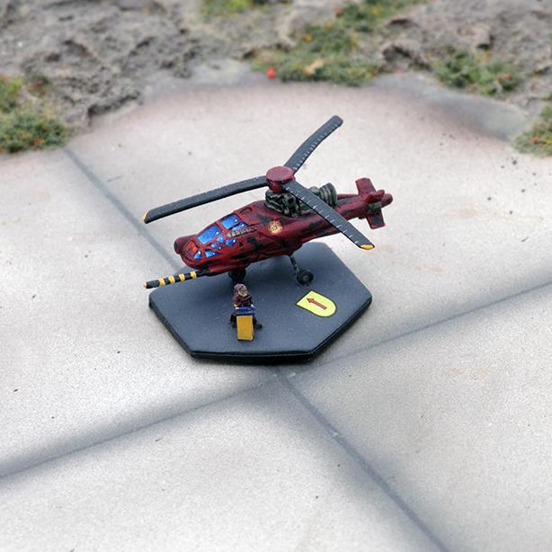 Sprint Scout VTOL