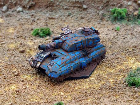 Marsden II Main Battle Tank