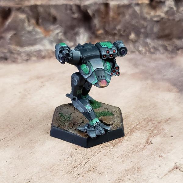 Fire Falcon Prime