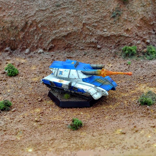 Challenger X MBT