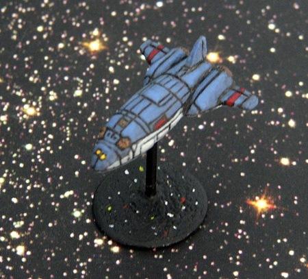 Bug-Eye Surveillance Ship