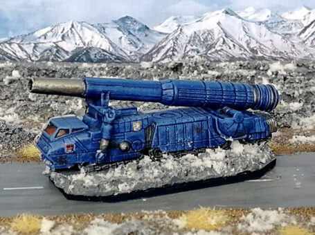 Long Tom Artillery LT-MOB-25