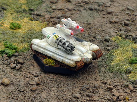 Manteuffel Attack Tank Prime