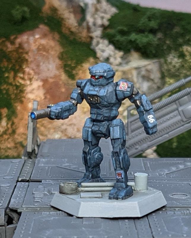 Commando COM-1D