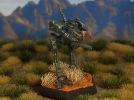 Locust LCT-1V