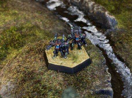 Black Wolf Battle Armor